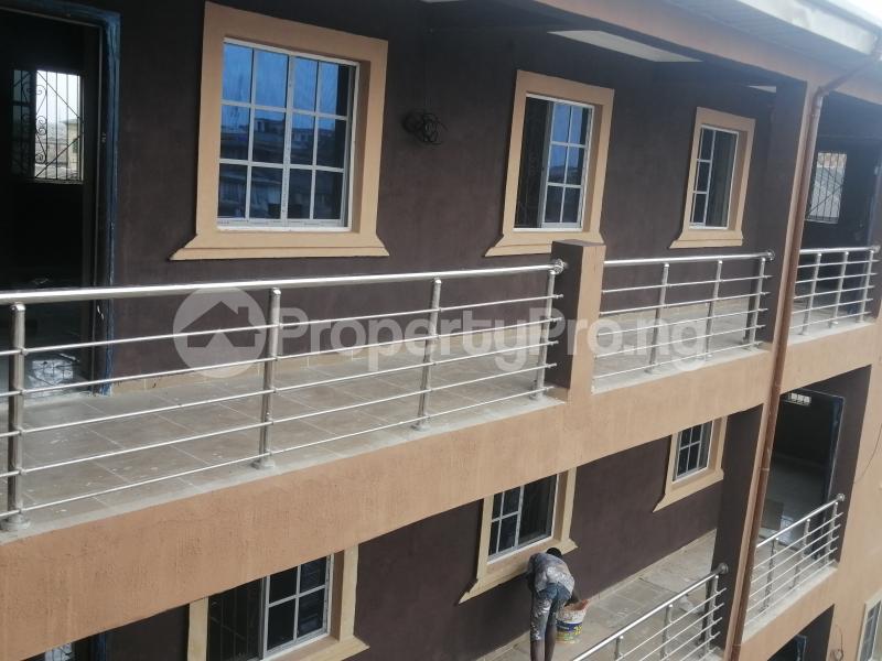 1 bedroom mini flat  Blocks of Flats House for rent Cole  Lawanson Surulere Lagos - 0