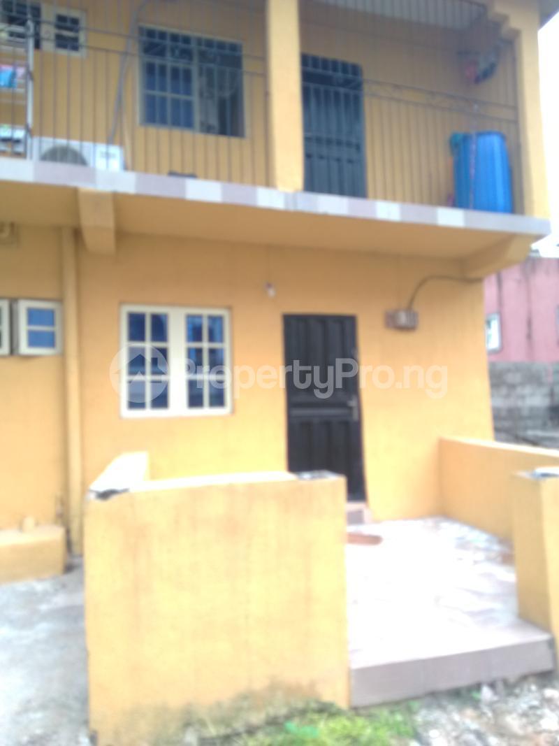 1 bedroom mini flat  Mini flat Flat / Apartment for rent Century Ago palace Okota Lagos - 0