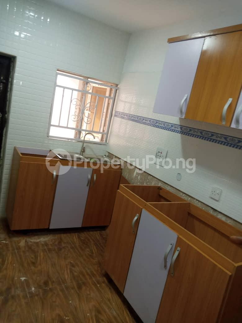 2 bedroom Blocks of Flats House for rent Morgan ph1 estate ojodu off grammar school. Morgan estate Ojodu Lagos - 22
