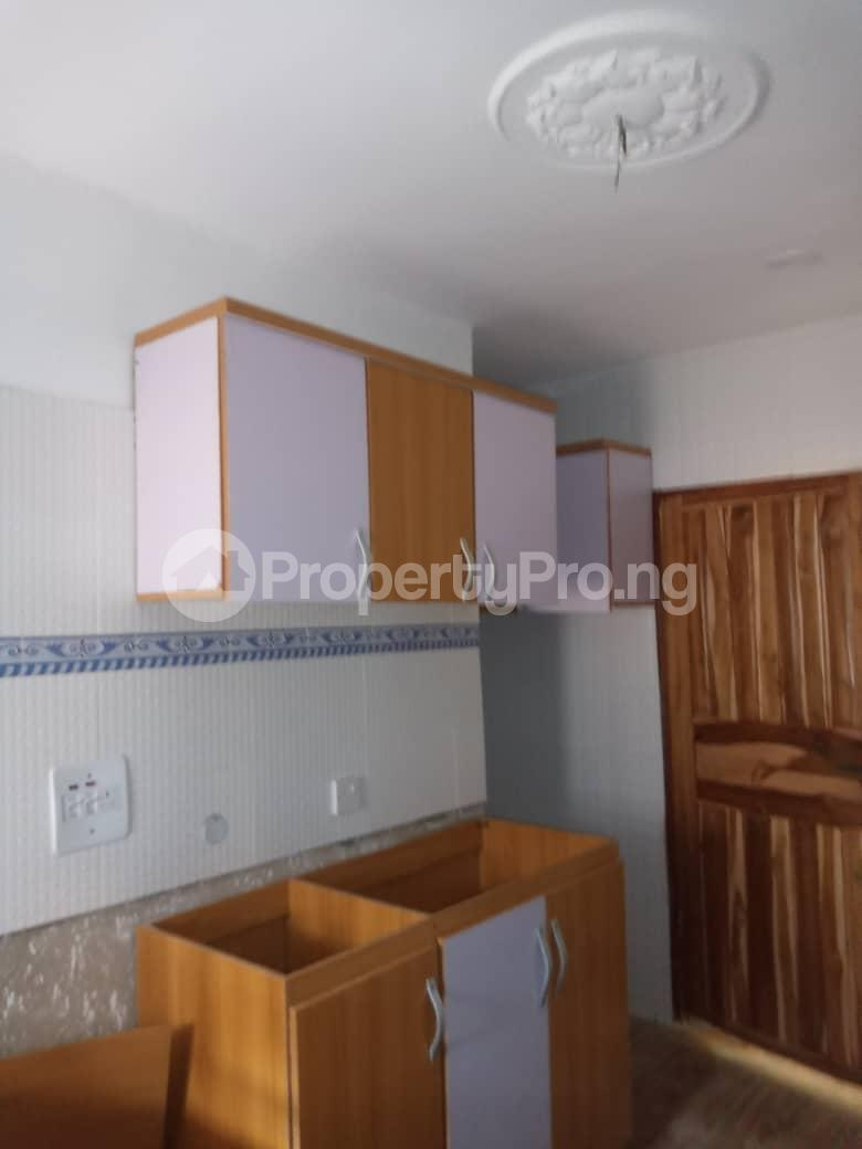 2 bedroom Blocks of Flats House for rent Morgan ph1 estate ojodu off grammar school. Morgan estate Ojodu Lagos - 9