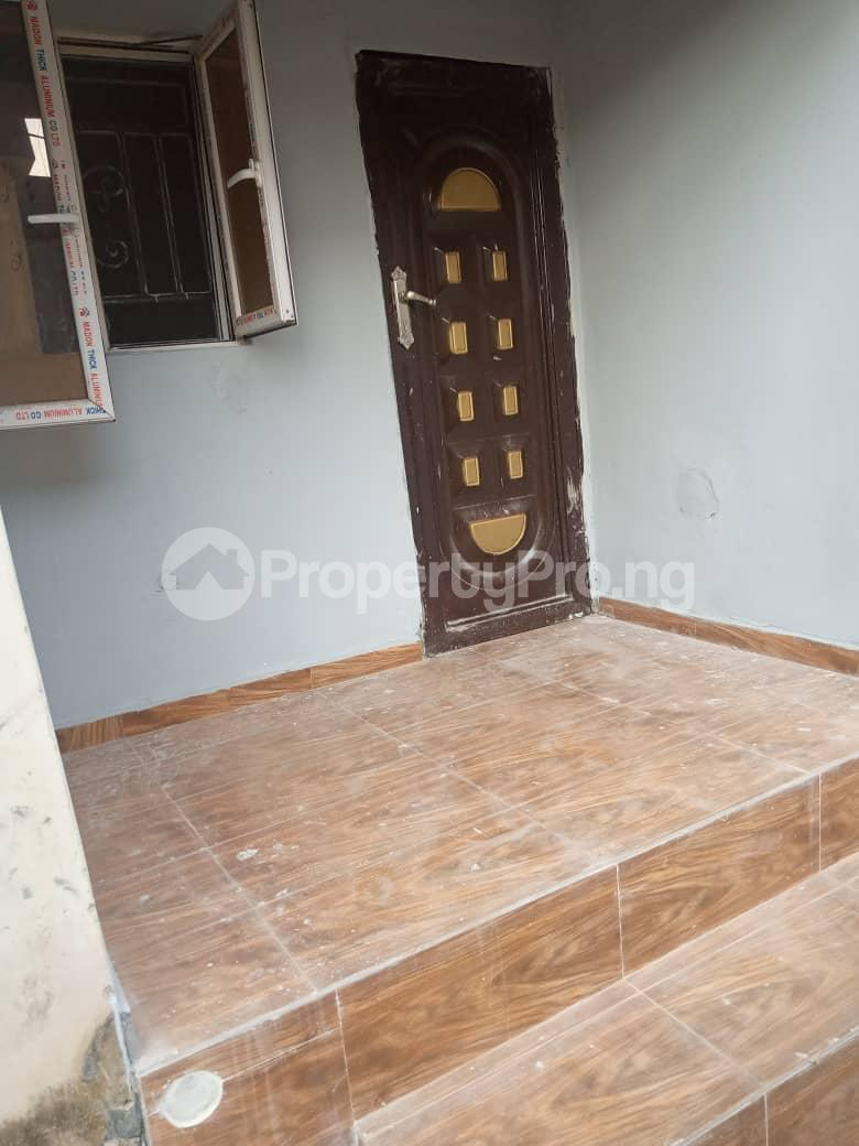 2 bedroom Blocks of Flats House for rent Morgan ph1 estate ojodu off grammar school. Morgan estate Ojodu Lagos - 0