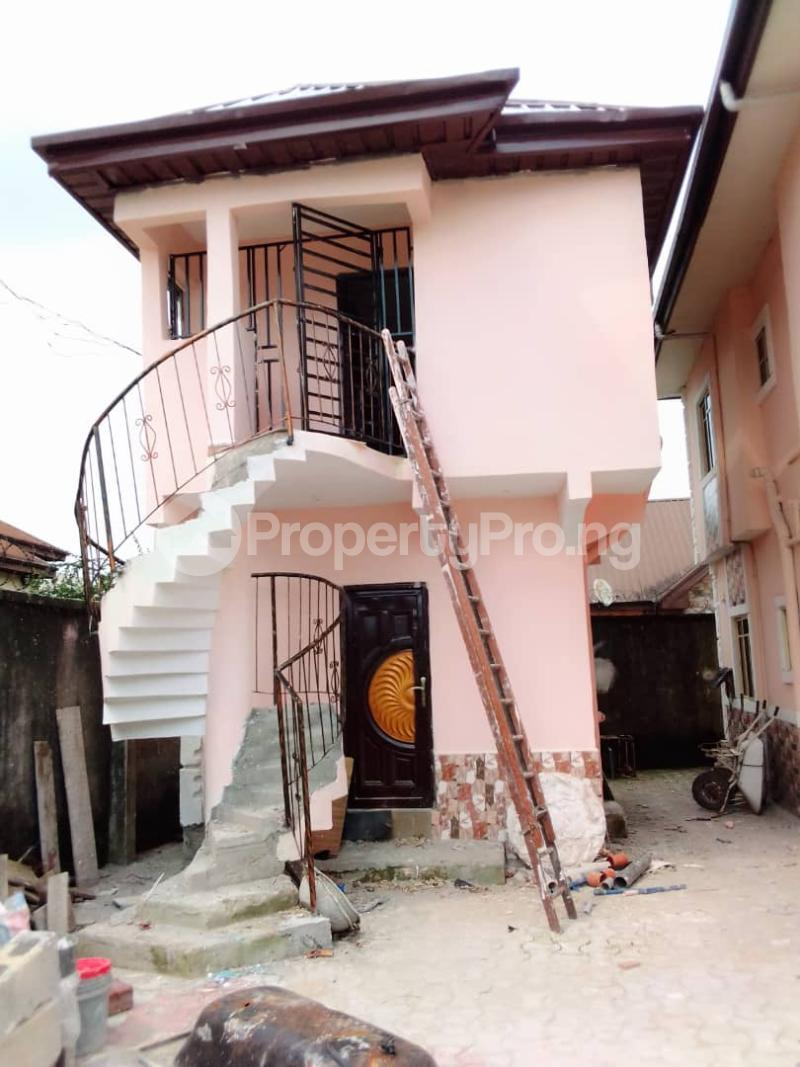 Blocks of Flats House for rent R. D Road  Rumuokwurushi Port Harcourt Rivers - 2