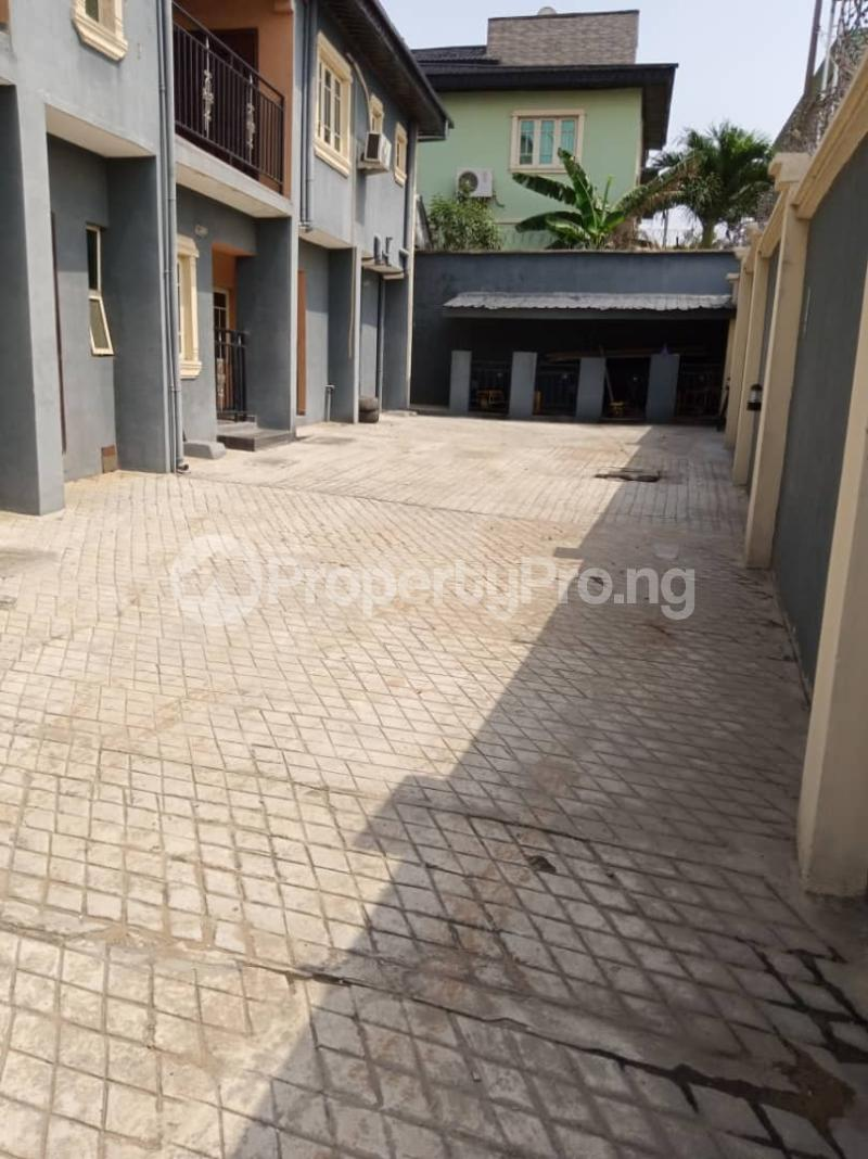 1 bedroom mini flat  Mini flat Flat / Apartment for rent Akiode ojodu off ogunnusi road. Berger Ojodu Lagos - 6