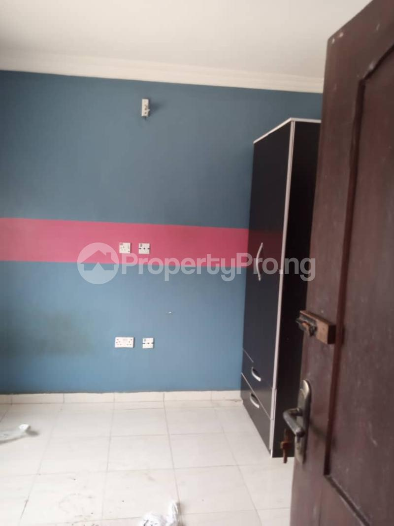 1 bedroom mini flat  Mini flat Flat / Apartment for rent Akiode ojodu off ogunnusi road. Berger Ojodu Lagos - 0