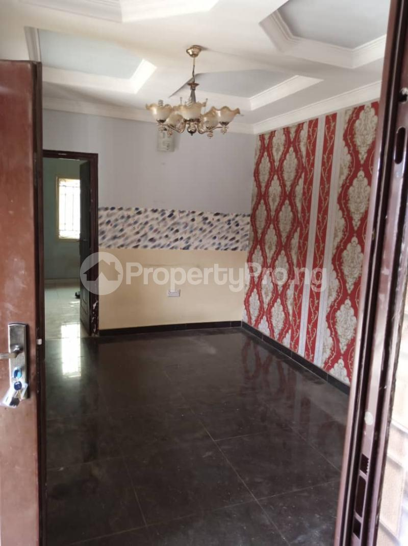 1 bedroom mini flat  Mini flat Flat / Apartment for rent Akiode ojodu off ogunnusi road. Berger Ojodu Lagos - 7