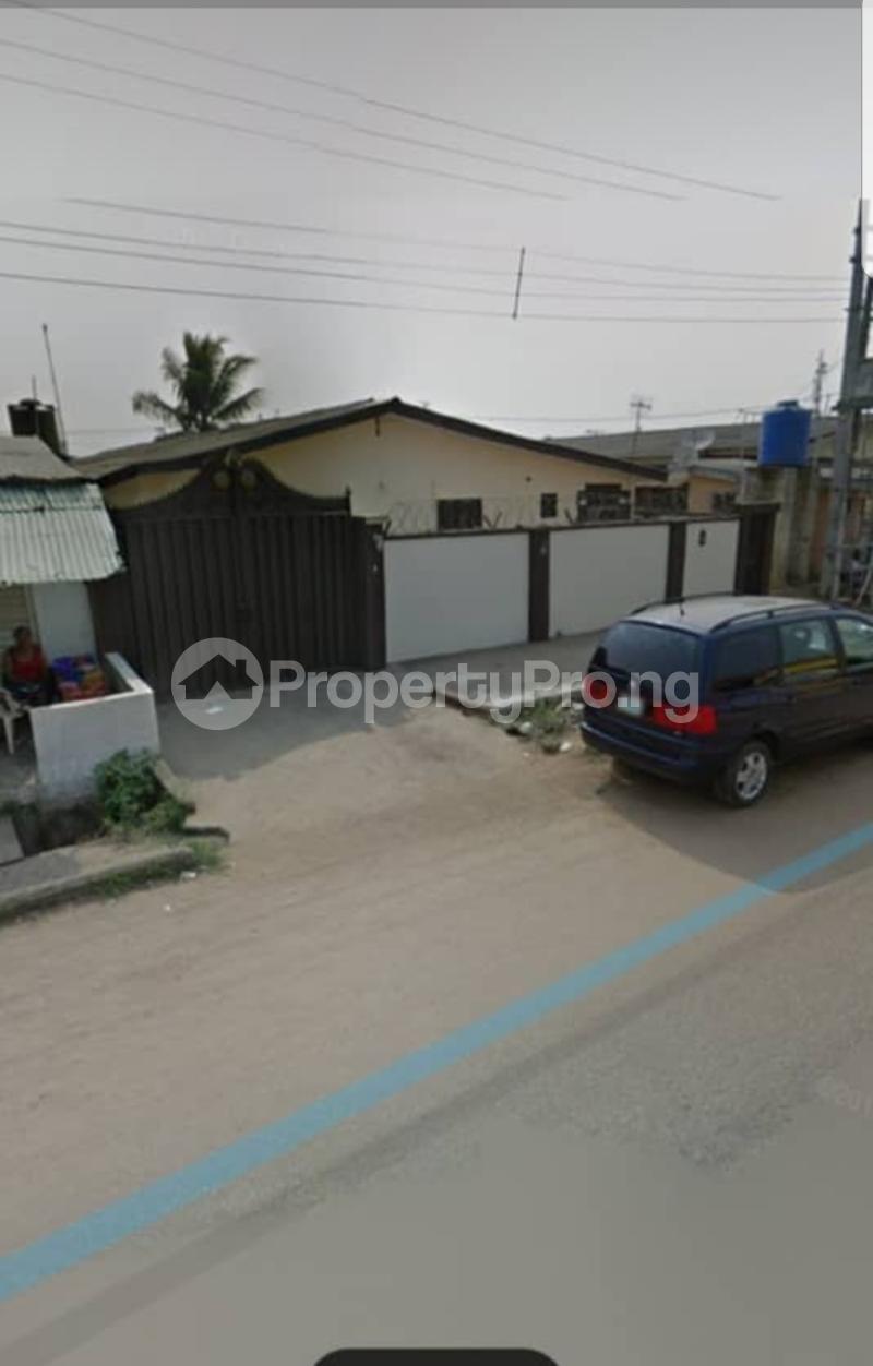 2 bedroom Detached Bungalow House for sale NO 74A TOS BENSON ESTATE AGRIC IKORODU  Agric Ikorodu Lagos - 1