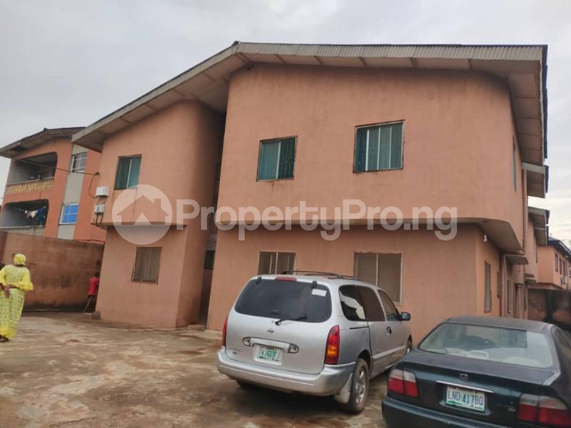 House for sale Unity Estate Egbeda Alimosho Lagos - 0