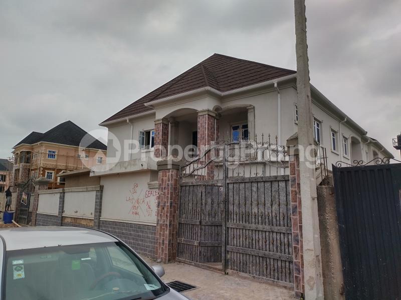 3 bedroom Flat / Apartment for rent Peace Estate, Ago Palace Ago palace Okota Lagos - 0