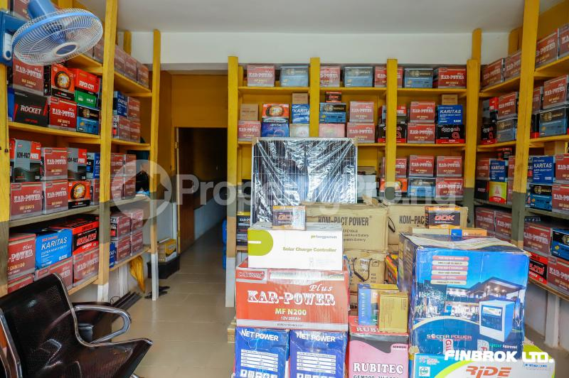 1 bedroom mini flat  Event Centre Commercial Property for shortlet Coker Road Ilupeju Lagos - 3