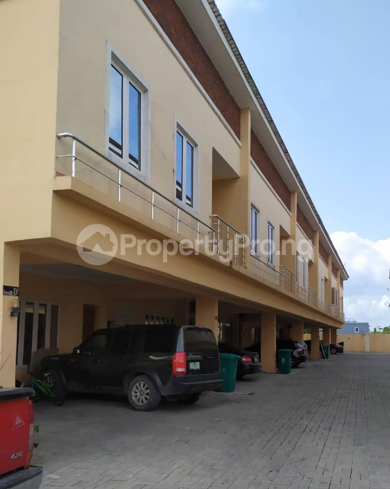 4 bedroom Terraced Duplex House for shortlet Victoria Crest Estate 1 Along Cityscape Boulevard, chevron Lekki Lagos - 7