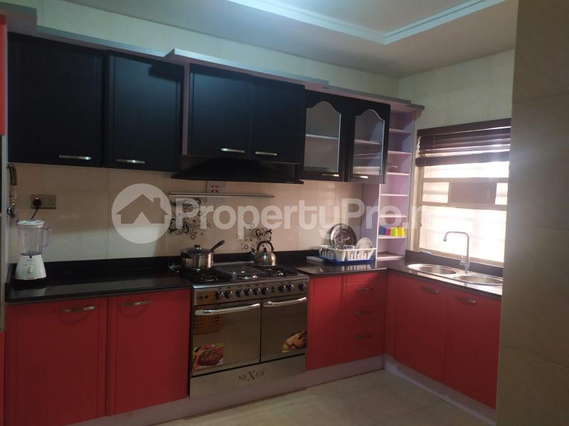 4 bedroom Terraced Duplex House for shortlet Victoria Crest Estate 1 Along Cityscape Boulevard, chevron Lekki Lagos - 5