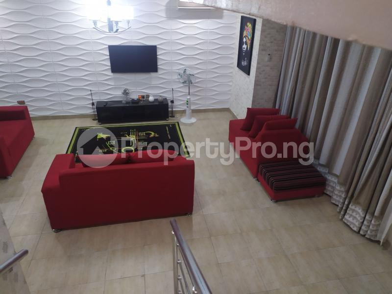 4 bedroom Terraced Duplex House for shortlet Victoria Crest Estate 1 Along Cityscape Boulevard, chevron Lekki Lagos - 4