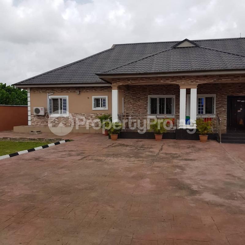 5 bedroom Detached Bungalow House for sale Imirimgi road,  Tombia, YENAGOA, Bayelsa state.  Yenegoa Bayelsa - 9