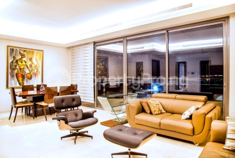 2 bedroom Self Contain Flat / Apartment for shortlet Eko Perl 7A Eko Atlantic Victoria Island Lagos - 1