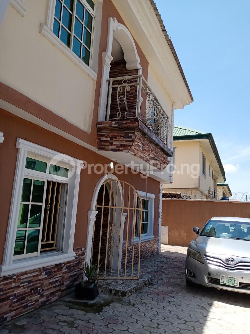 3 bedroom Flat / Apartment for rent Olokonla Bus Stop Beside Lagos Business School Canaan Estate Ajah Lagos - 1