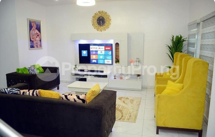 3 bedroom Self Contain Flat / Apartment for shortlet Lekki Chevron Lekki Phase 2 Lekki Lagos - 1