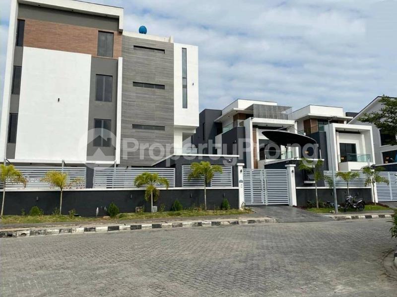 3 bedroom Terraced Duplex House for sale ... Banana Island Ikoyi Lagos - 2