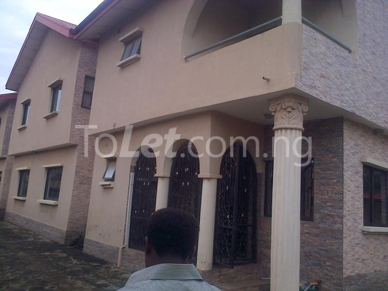 4 bedroom House for rent Gowon Estate Egbeda Alimosho Lagos - 1