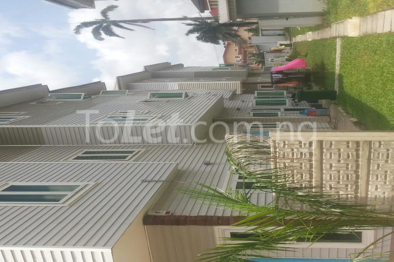4 bedroom Terraced Duplex House for rent connal road Sabo Yaba Lagos - 0