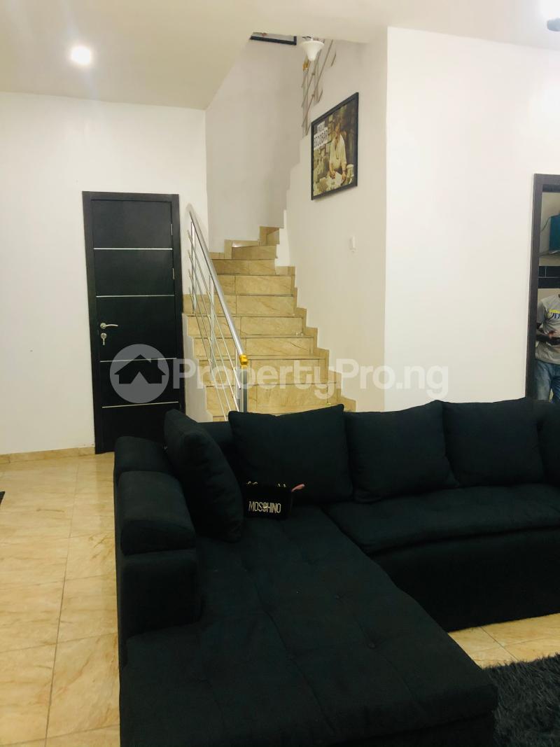 4 bedroom Terraced Duplex House for shortlet Orchid road by Victoria bay Estate  Ikota Lekki Lagos - 2