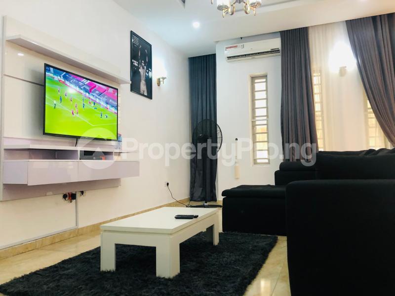 4 bedroom Terraced Duplex House for shortlet Orchid road by Victoria bay Estate  Ikota Lekki Lagos - 4