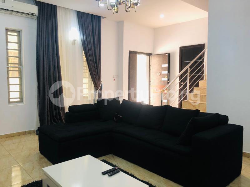 4 bedroom Terraced Duplex House for shortlet Orchid road by Victoria bay Estate  Ikota Lekki Lagos - 6