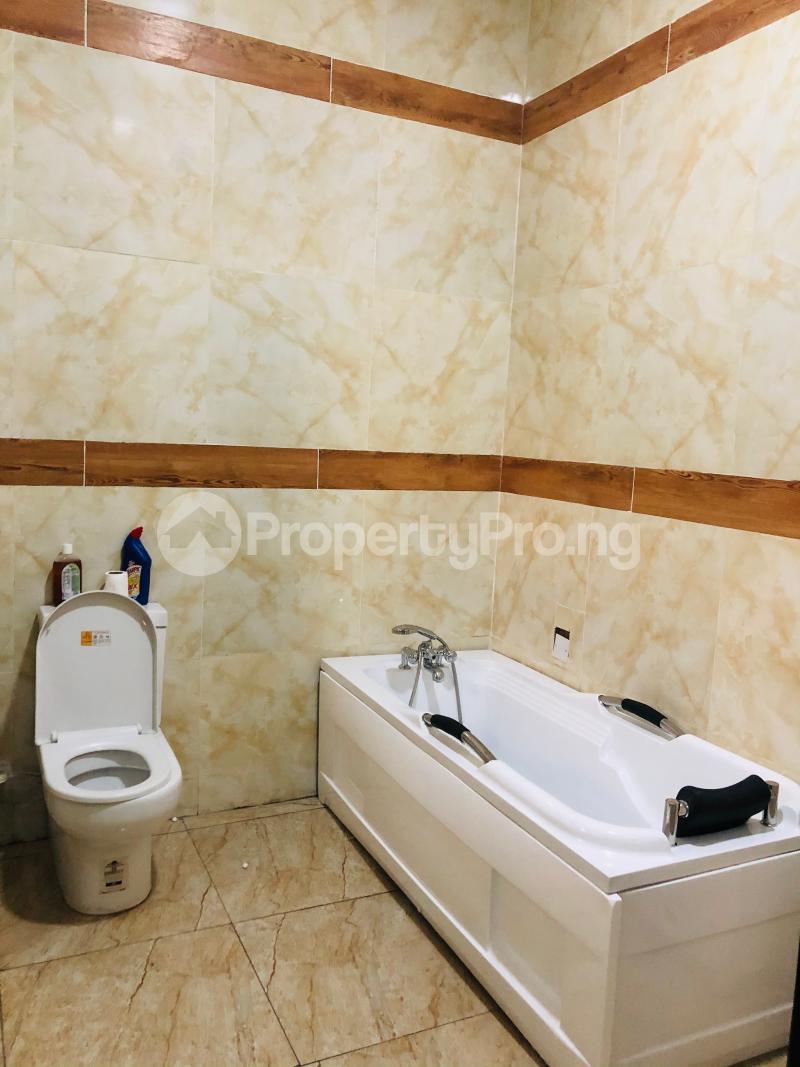 4 bedroom Terraced Duplex House for shortlet Orchid road by Victoria bay Estate  Ikota Lekki Lagos - 16