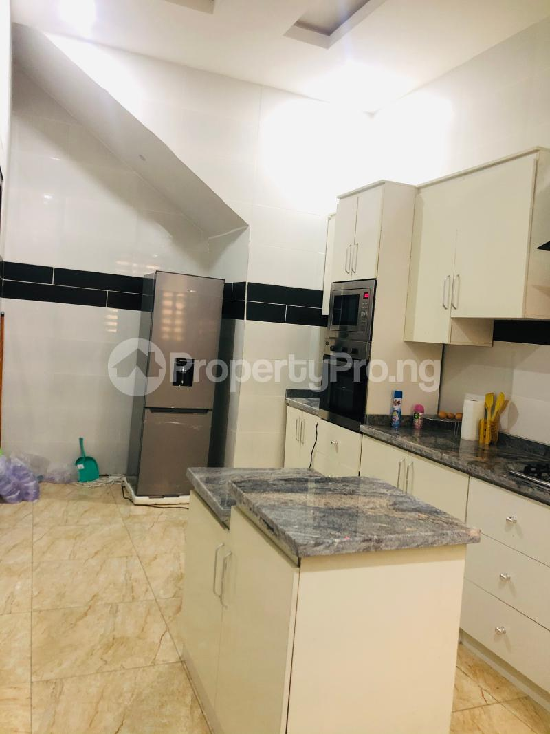 4 bedroom Terraced Duplex House for shortlet Orchid road by Victoria bay Estate  Ikota Lekki Lagos - 13