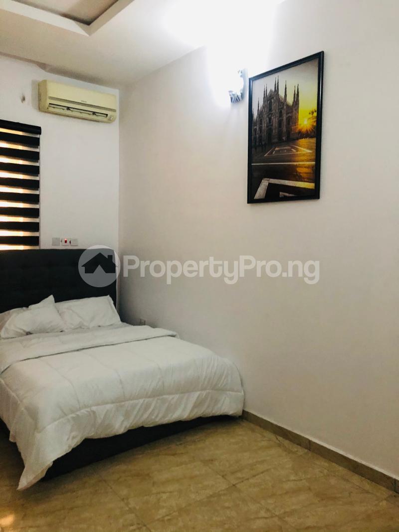 4 bedroom Terraced Duplex House for shortlet Orchid road by Victoria bay Estate  Ikota Lekki Lagos - 23