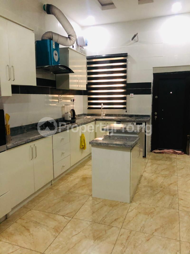 4 bedroom Terraced Duplex House for shortlet Orchid road by Victoria bay Estate  Ikota Lekki Lagos - 10