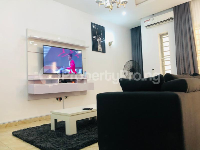 4 bedroom Terraced Duplex House for shortlet Orchid road by Victoria bay Estate  Ikota Lekki Lagos - 0