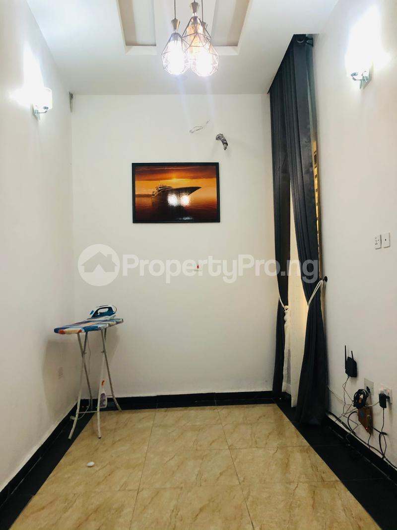 4 bedroom Terraced Duplex House for shortlet Orchid road by Victoria bay Estate  Ikota Lekki Lagos - 21