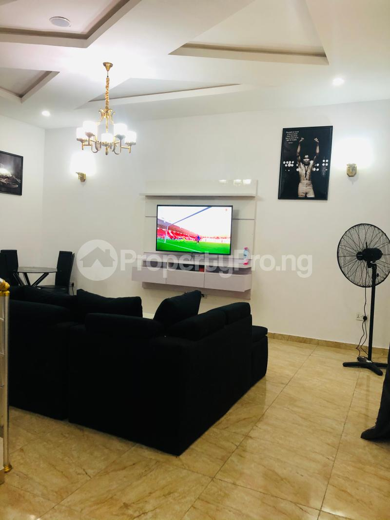 4 bedroom Terraced Duplex House for shortlet Orchid road by Victoria bay Estate  Ikota Lekki Lagos - 3