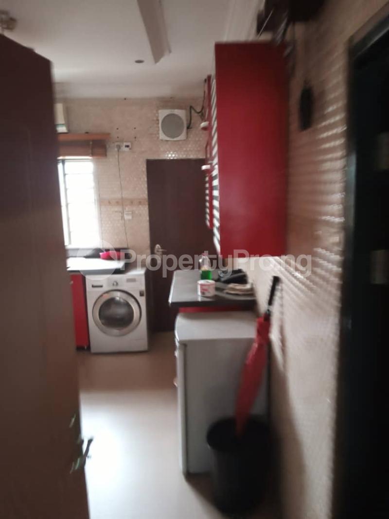 5 bedroom Terraced Duplex for rent Jacob Mews Estate, Alagomeji, Yaba. Alagomeji Yaba Lagos - 5
