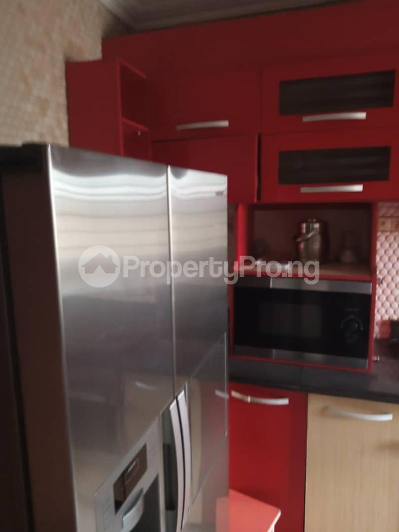 5 bedroom Terraced Duplex for rent Jacob Mews Estate, Alagomeji, Yaba. Alagomeji Yaba Lagos - 1