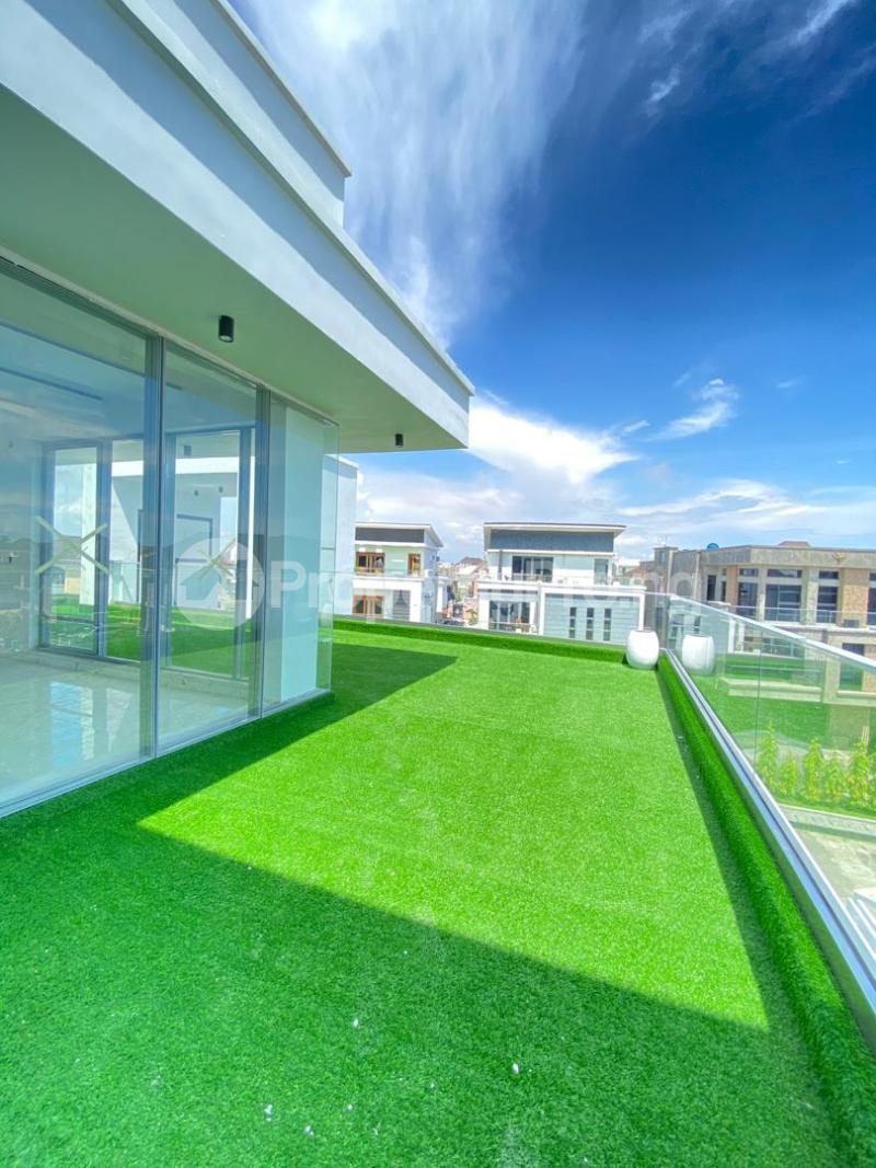 5 bedroom Detached Duplex House for sale ... Osapa london Lekki Lagos - 17