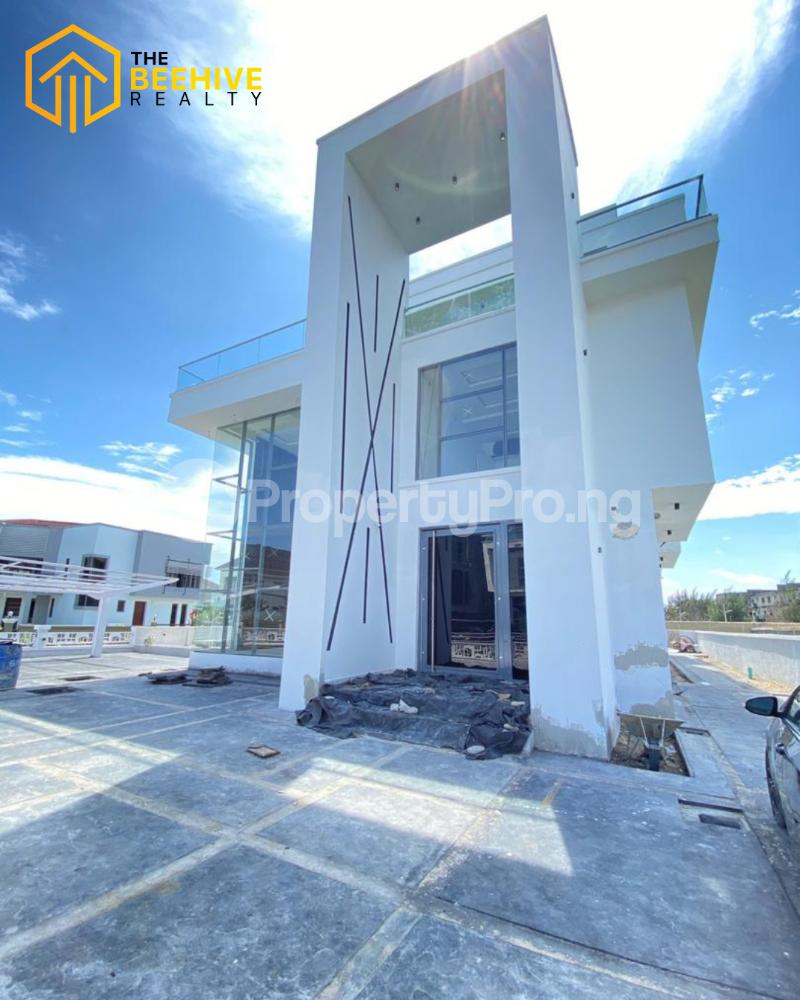 5 bedroom Detached Duplex House for sale ... Osapa london Lekki Lagos - 0