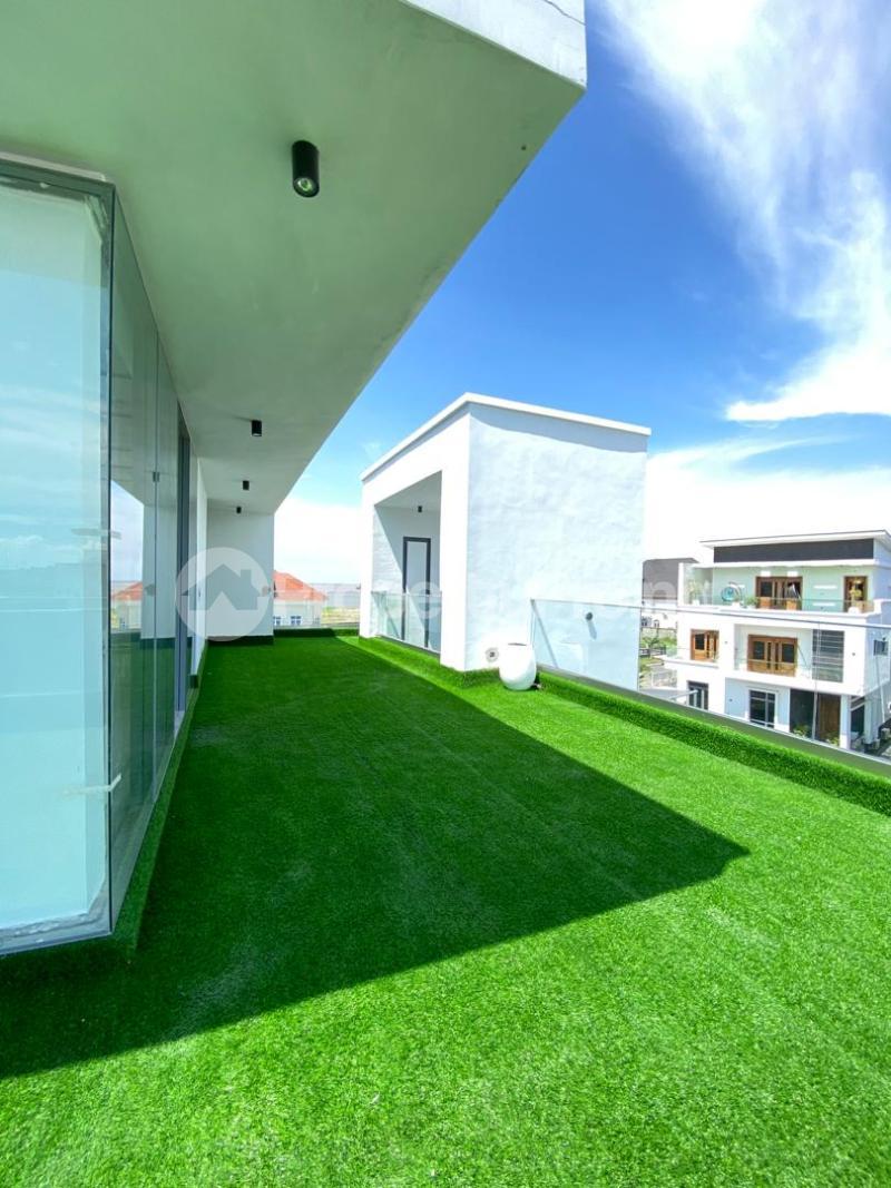 5 bedroom Detached Duplex House for sale ... Osapa london Lekki Lagos - 18