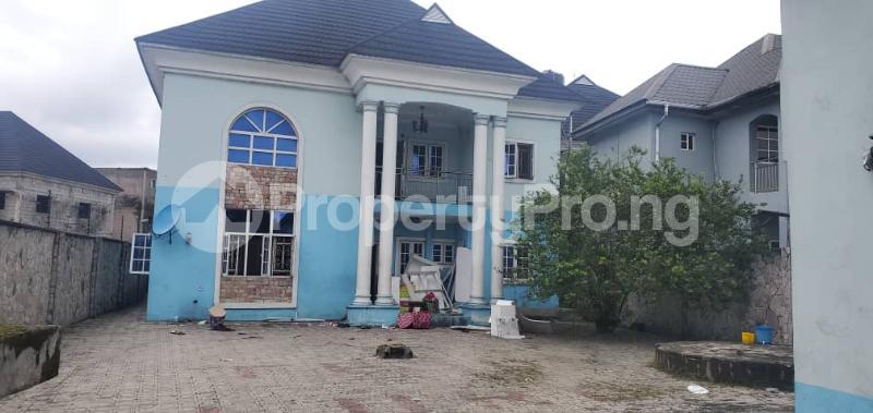 5 bedroom Detached Duplex for rent Royal Avenue Estate Off Peter Odili Road Trans Amadi Port Harcourt Rivers - 10