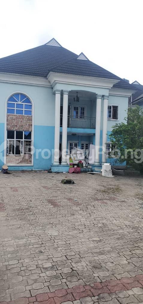 5 bedroom Detached Duplex for rent Royal Avenue Estate Off Peter Odili Road Trans Amadi Port Harcourt Rivers - 1