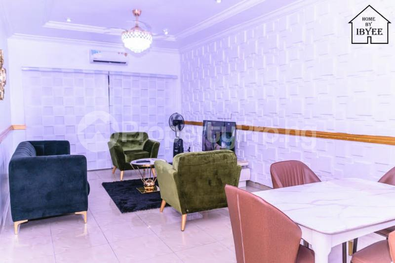 3 bedroom Flat / Apartment for shortlet Golf Estate Off Peter Odili Road Trans Amadi Port Harcourt Rivers - 2