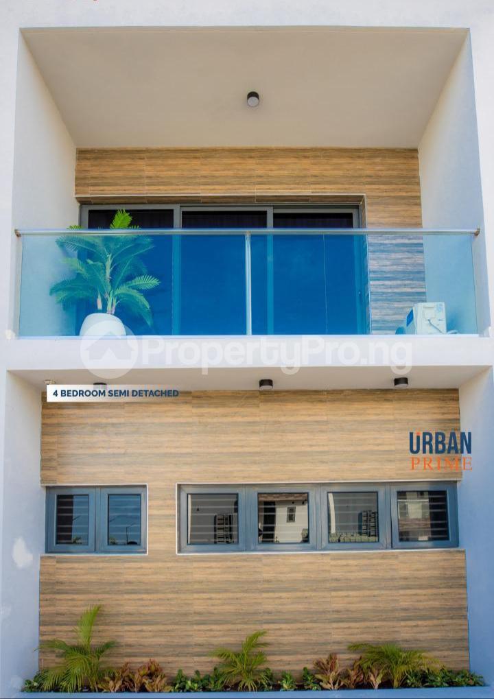 5 bedroom Semi Detached Duplex House for sale Lekki Pennisula Scheme 2, Lekki Scheme 2 Ajah Lagos - 24