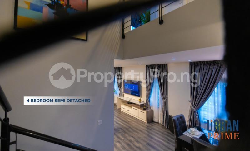 5 bedroom Semi Detached Duplex House for sale Lekki Pennisula Scheme 2, Lekki Scheme 2 Ajah Lagos - 22