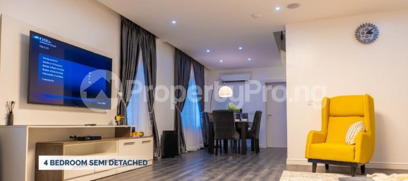 5 bedroom Semi Detached Duplex House for sale Lekki Pennisula Scheme 2, Lekki Scheme 2 Ajah Lagos - 26