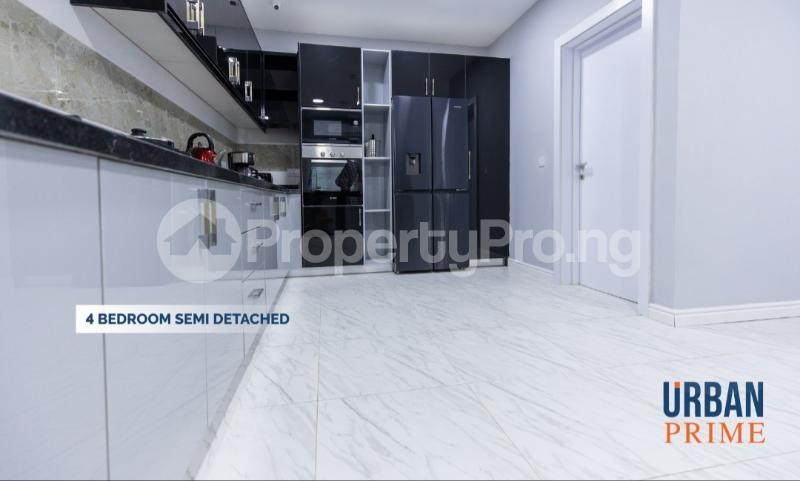 5 bedroom Semi Detached Duplex House for sale Lekki Pennisula Scheme 2, Lekki Scheme 2 Ajah Lagos - 23