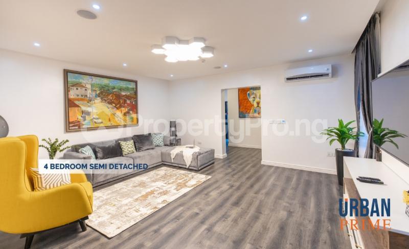 5 bedroom Semi Detached Duplex House for sale Lekki Pennisula Scheme 2, Lekki Scheme 2 Ajah Lagos - 19