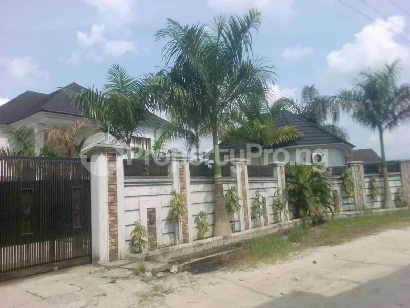 4 bedroom Detached Duplex for sale She'll Cooperative Eliozu Port Harcourt Rivers - 7