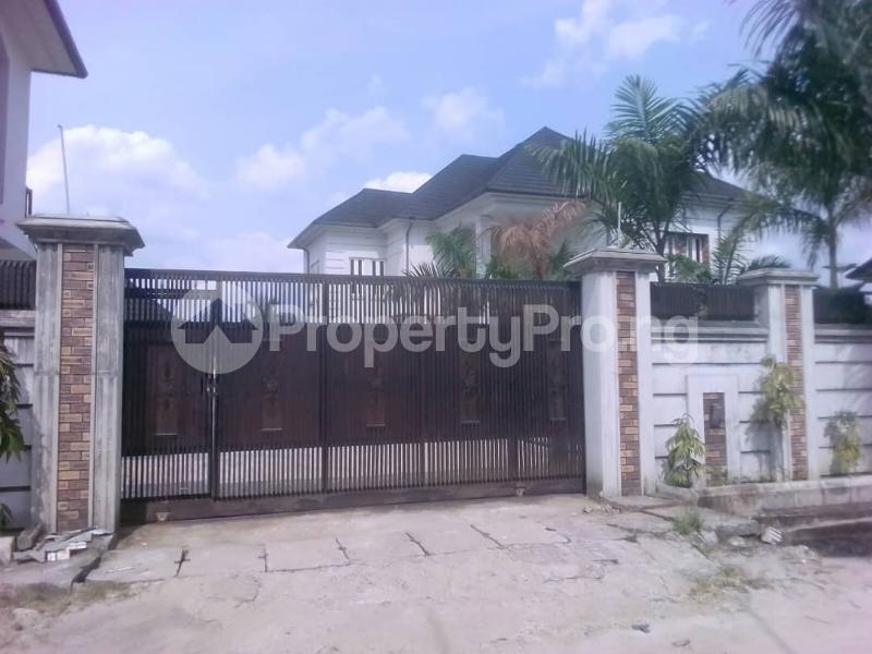 4 bedroom Detached Duplex for sale She'll Cooperative Eliozu Port Harcourt Rivers - 6
