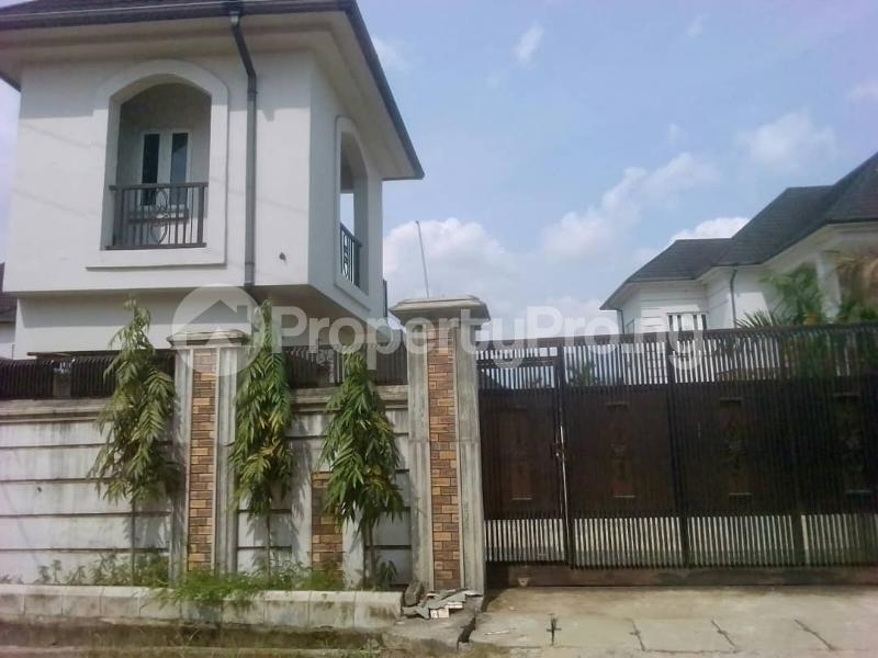 4 bedroom Detached Duplex for sale She'll Cooperative Eliozu Port Harcourt Rivers - 5