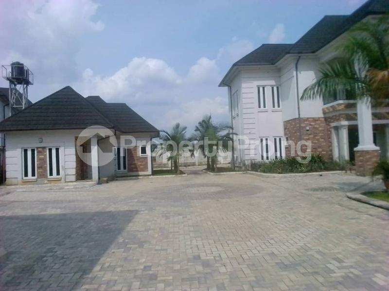 4 bedroom Detached Duplex for sale She'll Cooperative Eliozu Port Harcourt Rivers - 0